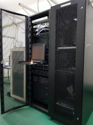 Triển khai hệ thống máy chủ, thiết bị mạng cho Công ty nước Vientiane